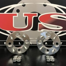(4-LUG) Custom <br> Wheel Spacers <br> Lug Centric <br> Bolt-On Style <br><br> Starting at: