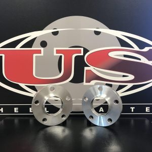 Slip on wheel spacers