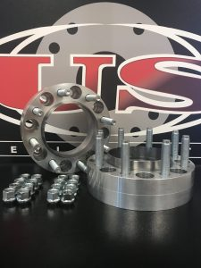 Ford Dually Spacers