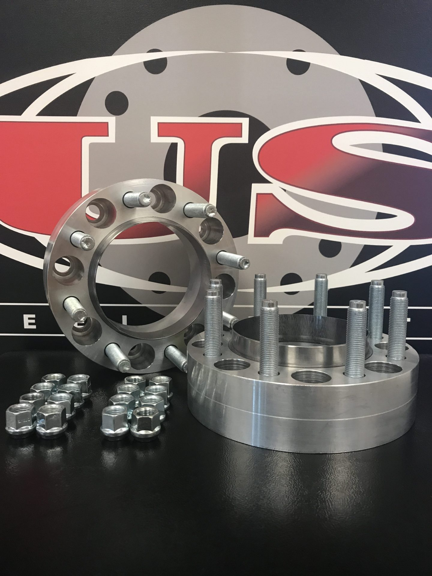 8 Lug Wheel Spacers Dually Wheel Spacers Hub Centric Lug Centric