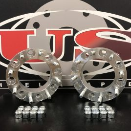 RAM Dually <br> Rear Spacers <br> Years: 12′ – 13′ <br> Hub Centric <br><br> Starting at: