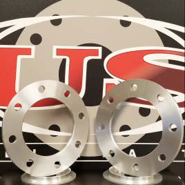 Custom Dually Spacers